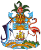 Commonwealth of the Bahamas - Coat of arms