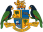 Commonwealth of Dominica - Coat of arms
