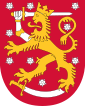 Republic of Finland - Coat of arms