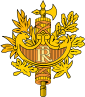 French Republic - Coat of arms