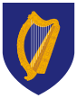 Ireland - Coat of arms