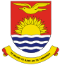 Republic of Kiribati - Coat of arms