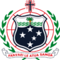 Independent State of Samoa - Coat of arms