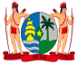 Republic of Suriname - Coat of arms