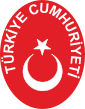 Republic of Turkey - Coat of arms