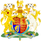 United Kingdom of Great Britain and Northern Ireland - Coat of arms