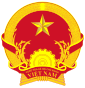Socialist Republic of Vietnam - Coat of arms