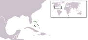 Commonwealth of the Bahamas - Location