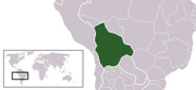 Plurinational State of Bolivia - Location