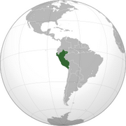 Republic of Peru - Location