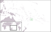 Niue - Location